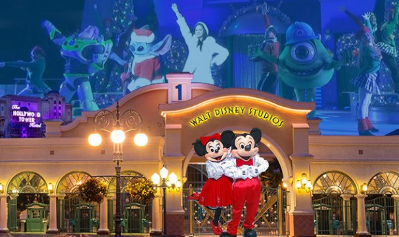 Disneyland Paris Rumour: New Show Coming to Walt Disney Studios This Christmas - What and Where?