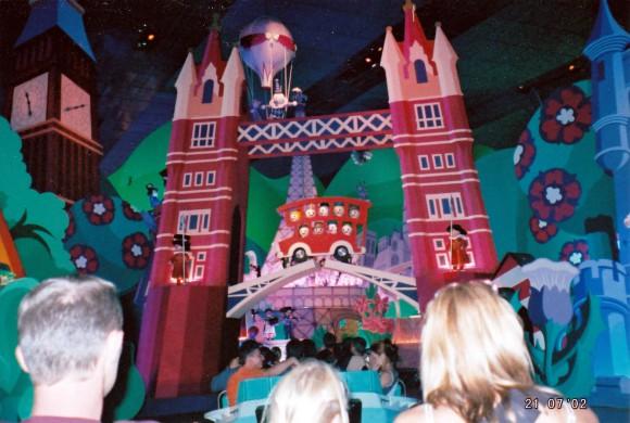 First Ever Photo I Took in Disneyland Paris