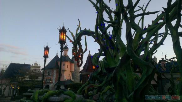 Disneyland Paris Diary: Halloween 2015 – Day 3 - Fantasyland