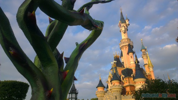 Disneyland Paris Diary: Halloween 2015 – Day 3 - Sleeping Beauty Castle