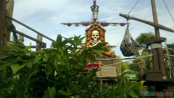 Disneyland Paris Diary: Halloween 2015 – Day 2 - Adventureland