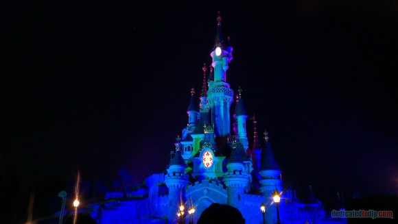 Disneyland Paris Diary: Halloween 2015 – Day 4 - Disney Dreams!
