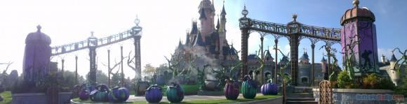 Disneyland Paris Diary: Halloween 2015 - Day 1 - Halloween Castle Stage