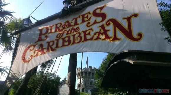 Disneyland Paris Diary: Halloween 2015 - Day 1 - Pirates of the Caribbean