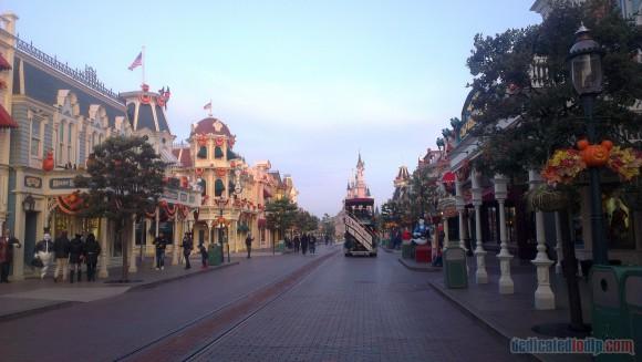 Disneyland Paris Diary: Halloween 2015 – Day 5 - Main Street, U.S.A.