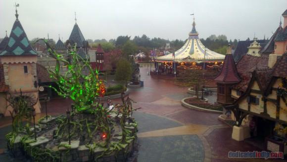 Disneyland Paris Diary: Halloween 2015 – Day 5 - Fantasyland