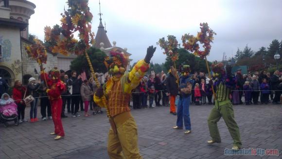 Disneyland Paris Diary: Halloween 2015 – Day 5 - Halloween Parade