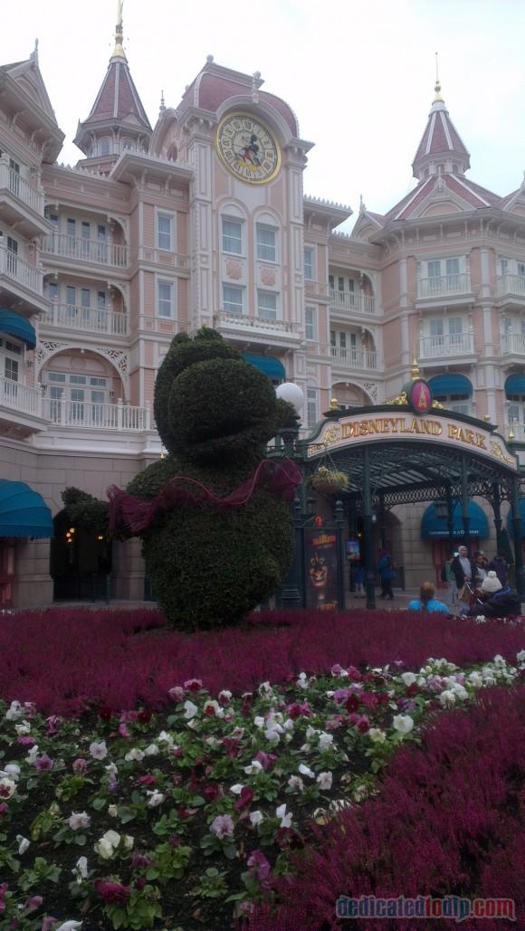 Disneyland Paris Diary: Halloween 2015 – Day 5 - Fantasia Gardens