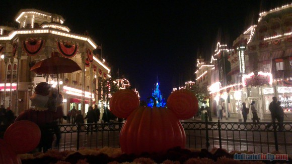 Disneyland Paris Diary: Halloween 2015 – Day 6 - Main Street, U.S.A.