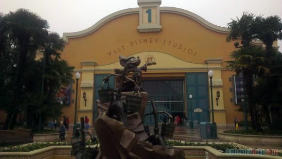 Disneyland Paris Diary: Halloween 2015 – Day 6 - Walt Disney Studios