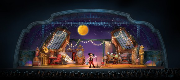 Disneyland Paris News: Mickey and the Magician to replace Animagique