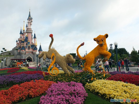 Disneyland Paris Photo Friday: The Spring that time forgot
