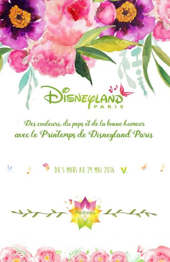 Spring Season in Disneyland Paris