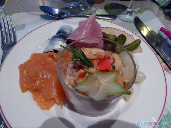Disneyland Paris Restaurant Review: Inventions
