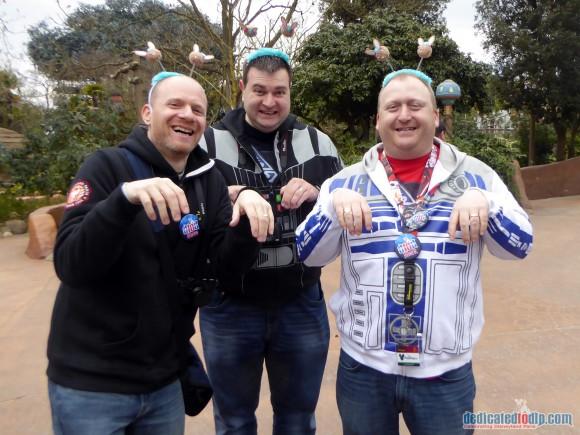 Disneyland Paris Review: Swing into Spring 2016 - Minnie's Little Spring Train
