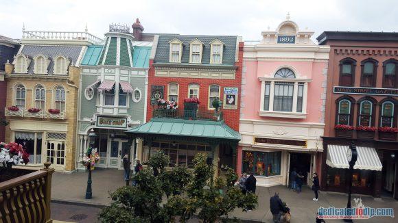 Disneyland Paris Restaurant Review: Walt's