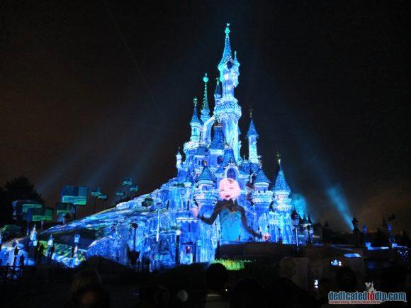 Frozen in Disney Dreams! Disneyland Paris