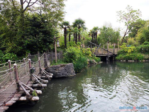 Disneyland Paris Photo Friday: Adventure Isle