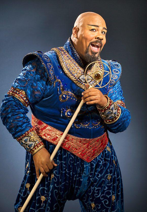 Genie - Aladdin The Musical