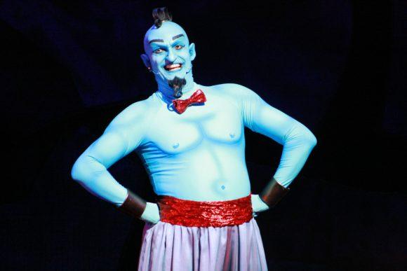 Genie - Disney's Aladdin A Musical Spectacular