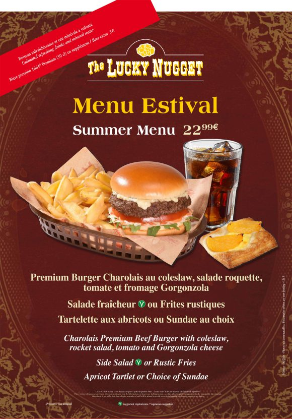 Lucky Nugget Saloon - June 2016
