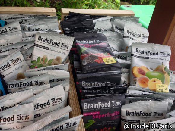 Disneyland Paris Snacks: Brain Food News