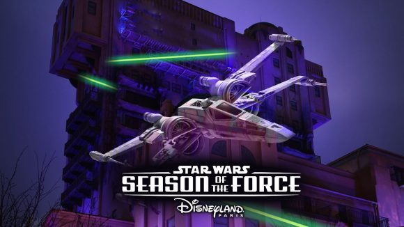 Disneyland Paris in 2017 - Star Wars Season of the Force