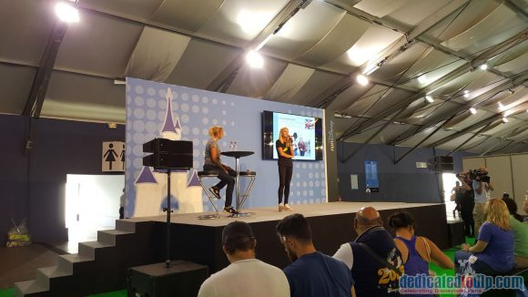 Disneyland Paris runDisney Diary Day 1 - Paula Radcliffe