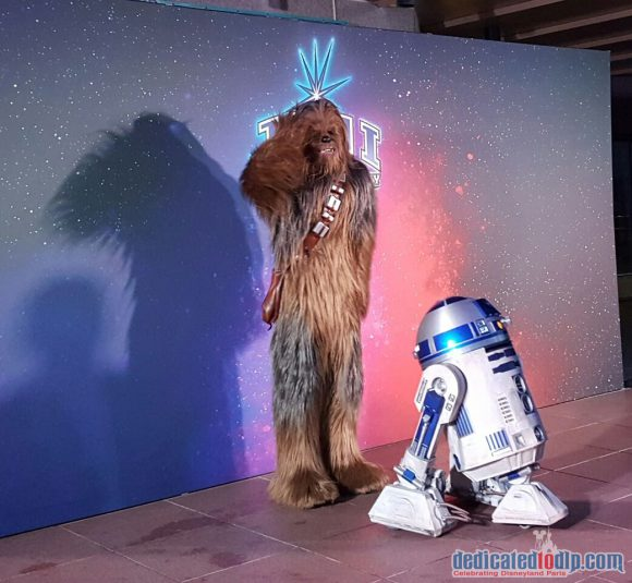 Disneyland Paris runDisney Diary Day 3 – The 5K Race with Chewbacca and R2-D2