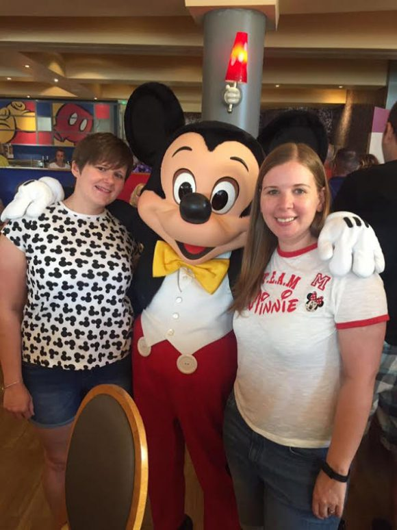 Katie's Disneyland Paris Trip Report