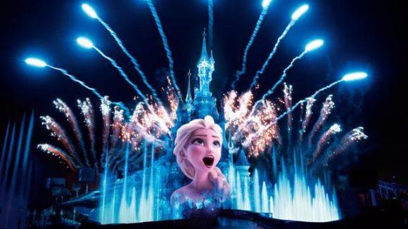 Disneyland Paris 25th Anniversary - Disney Illuminations