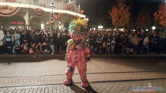 Disneyland Paris Review Halloween Soiree 2016