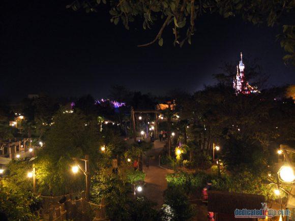 Disneyland Paris Review: The Newly Refurbished Adventure Isle and La Cabane des Robinson