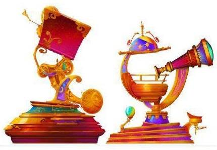 Disneyland Paris 25th Anniversary Float