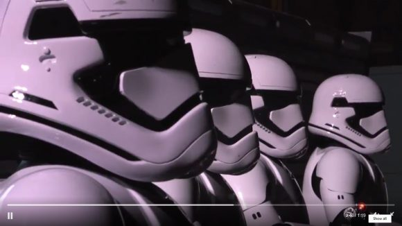 Star Wars Season of the Force Characters – First Order Stormtroopers