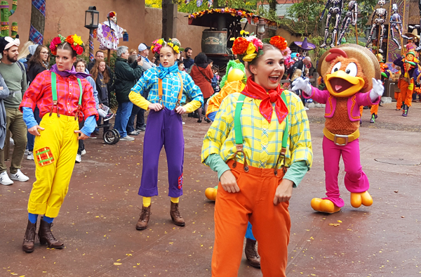Disneyland Paris Review: Halloween Season 2017