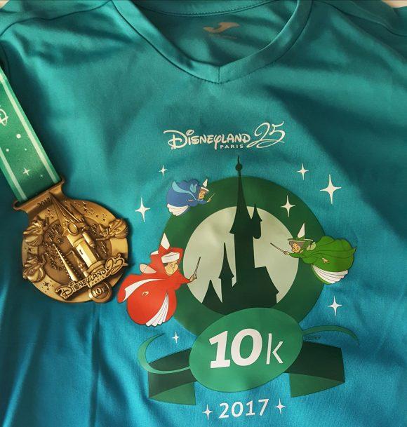 Disneyland Paris runDisney 2017 Diary Day 2 – The runDisney 10K