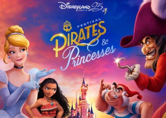 Disneyland Paris Princesses and Pirates Festival