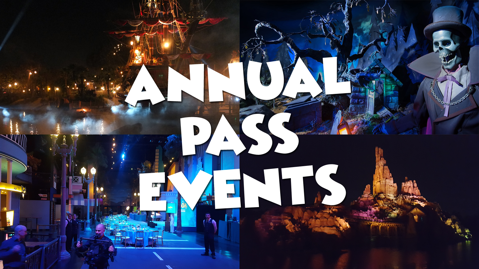 Disneyland Paris Annual Pass Exclusive Events: We Have Tower of Terror, But What Should Be Next?