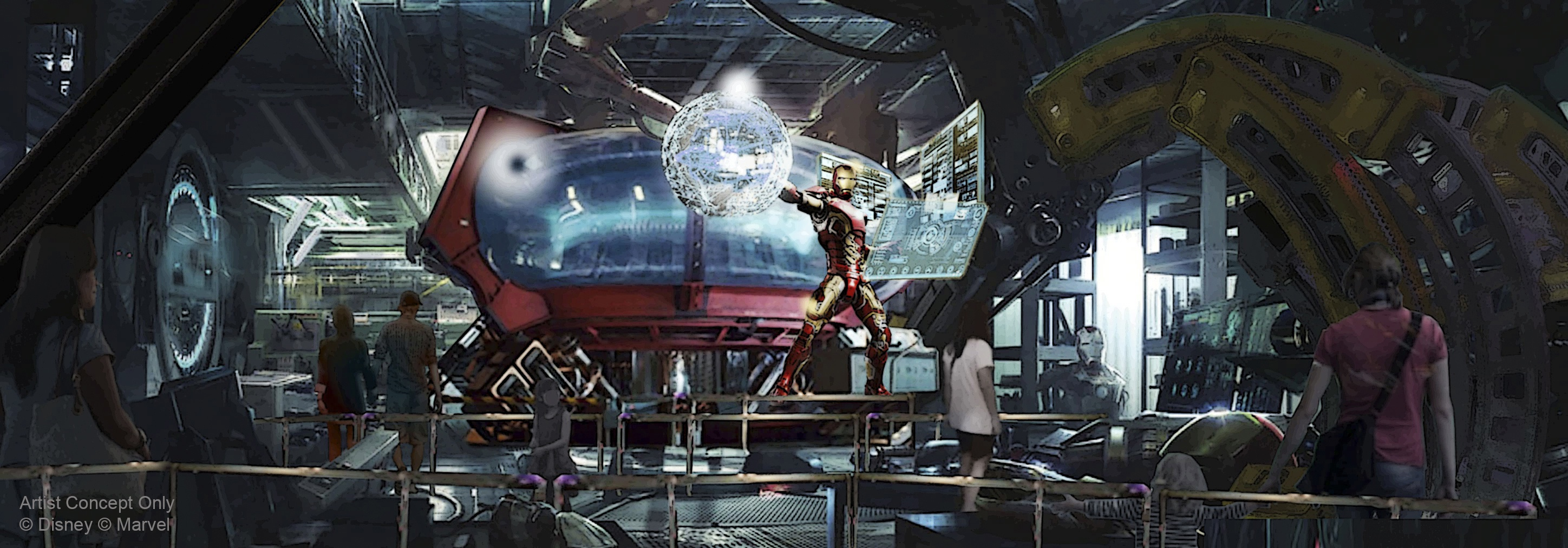 Disneyland Paris Announce Marvel Roller Coaster for Walt Disney Studios - Is This Good News?
