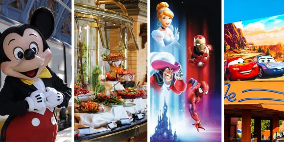 Things To Consider When Booking a Trip to Disneyland Paris...Especially One Over a Year Away