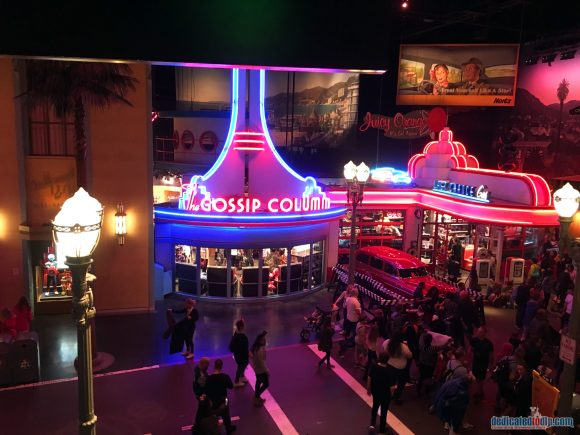 Disneyland Paris Restaurant Review: Restaurant en Coulisse