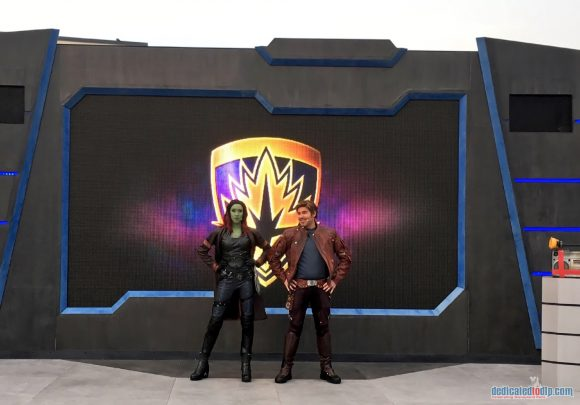 Guardians of the Galaxy Awesome Dance-Off in Disneyland Paris
