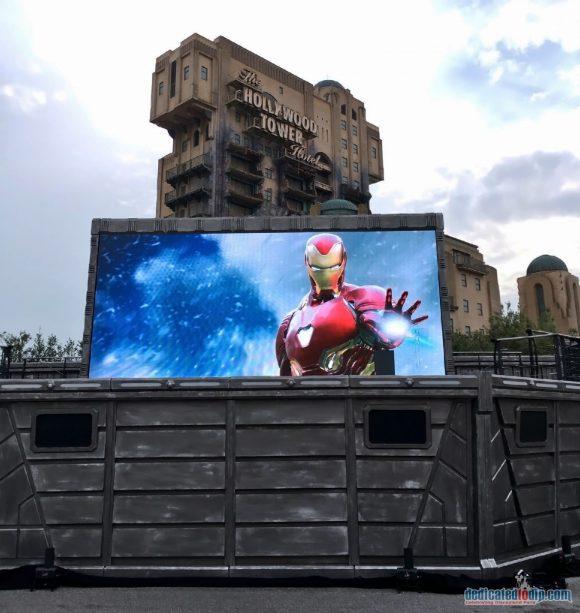 Stark Expo presents: Energy for Tomorrow! in Disneyland Paris