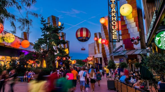 Big Changes Are Coming to Disney Village in Disneyland Paris - What Will Change and What Will Be Added?