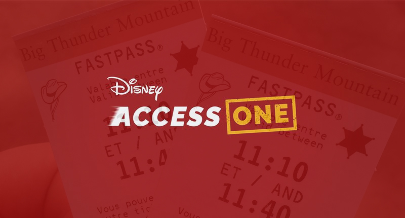 Disneyland Paris introduces the Disney Access One FastPass and Why It's Such a Great Idea