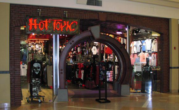 Hot Topic Shop