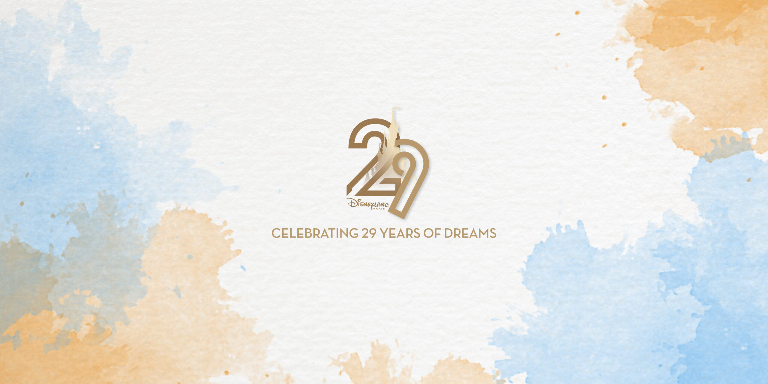 Happy 29th Anniversary Disneyland Paris!