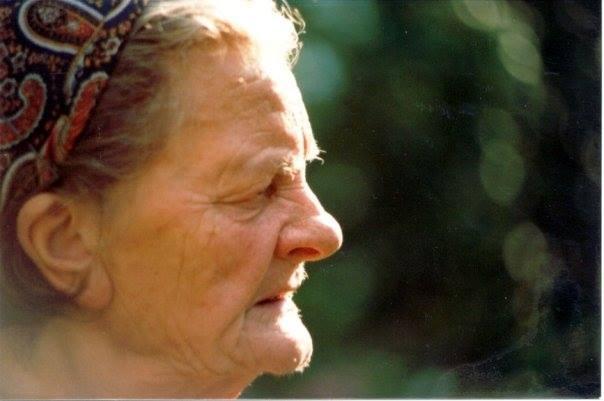 AMbjørg Korsmo - mormor