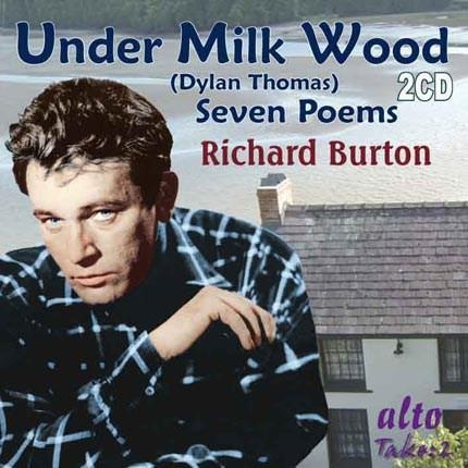 Dylan Thomas | Under Milk Wood | BBC (1954) | Cover (front)